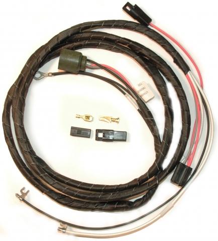 corvette harness wire transistor ignition auxiliary 66 67   74044   corvette pacifica 1969 Corvette Wiring Harness 1978 Corvette Wiring Harness