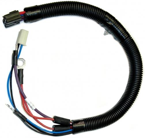 Corvette Harness Wire Starter Motor Extension All 82 ( #74595 ... on wheel board, ecm board, bracket board, thermostat board,