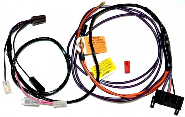 wheel board, ecm board, bracket board, thermostat board, on wiring harness layout board