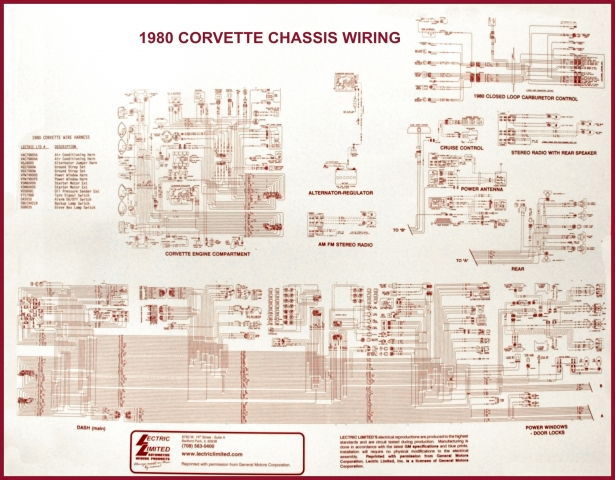 1968 mustang wiring schematic corvette    wiring    diagram laminated 17 x 22 78   74053s  corvette    wiring    diagram laminated 17 x 22 78   74053s