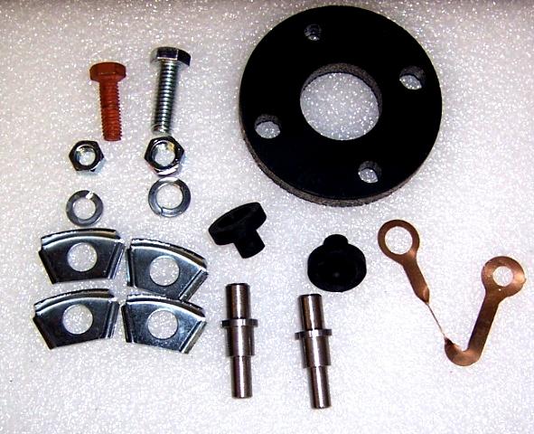 Corvette Coupling Kit Steering Coupler Repair 67 E12621