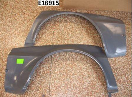 2005 Corvette For Sale >> Corvette Flares Fender Rear Hand Layup Set Of 2 63 67 ( # ...