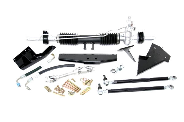 Corvette Conversion Kit Rack And Pinion Power Steering Big