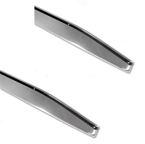 Corvette Stingray Interior Parts on Molding Rocker Panel Pair 70 77   Corvette Pacifica