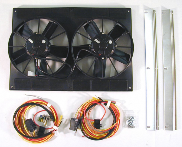 Fan Kit Radiator C3 Dual Conversion 69 82 E9048