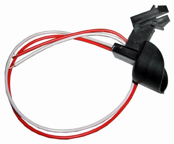 Corvette Socket Interior Lamp Bulb Repair Under Dash