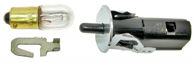 Corvette Switch Glove Box Lamp 63l 67 E2964