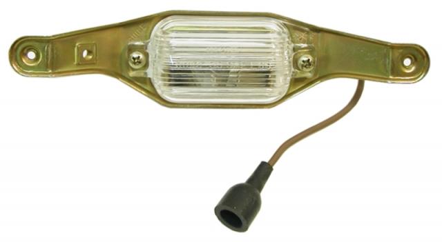 Corvette License Light Lens Grommet 1968-1971
