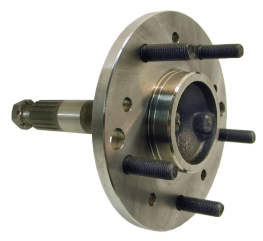 SPINDLE-REAR WHEEL WITH DISC BRAKE-USA-65-82