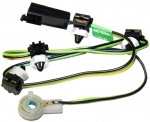 89803L SWITCH-ALARM ON-OFF-WITH CORRECT INTEGRATED HARNESS-LEFT-84-86