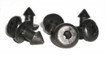 12092 PLUG SET-FIREWALL INSULATION RETAINER-RUBBER-CARPET FASTENER-7 PIECES-56-82