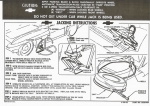 13025 INSTRUCTIONS-JACKING-20 GALLON GAS TANK-WITH STANDARD WHEELS-63-64