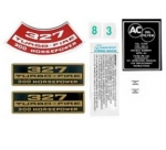 13076 DECAL KIT-ENGINE COMPARTMENT-300 HP-66