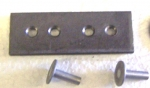 26008 BRACKET-ACCELERATOR PEDAL MOUNTING WITH RIVETS-63
