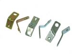 34020 BRACKET SET-IGNITION SHIELD-LOWER-6 PIECES-63
