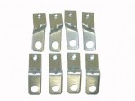 34025 BRACKET SET-IGNITION SHIELD-LOWER-8 PIECES-64-70L