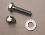 4127 BOLT,NUT,WASHER-EMERGENCY BRAKE LEVER-64-66