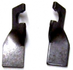 4132 BRACKET-PARKING BRAKE CABLE-ON TRAILING ARM-PAIR-65-82