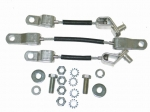 48082 CABLE SET-SEAT BELT-WITH HARDWARE-USA-65-67