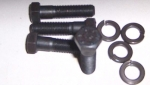 60054 BOLT AND LOCK WASHER SET-LOWER A ARM-SHAFT TO FRAME-63-82