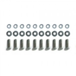 6055 BOLT KIT-REAR BUMPER ATTACHING-30 PIECES-61-62