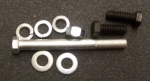 61100 BOLT AND LOCK WASHER SET-DIFFERENTIAL FRONT BRACKET-63-64