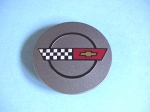 95091 CAP-WHEEL CENTER-WITH EMBLEM-EACH-87