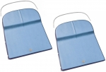 E10028 PANEL-SEAT BACK-WITH UPPER SEAT TRIM AND VENTS INSTALLED-PAIR-67