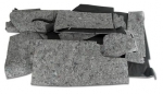 E10047 INSULATION-CARPET-CONVERTIBLE-8 PIECES-63-67