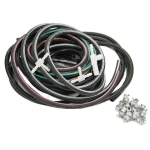 E10420 HOSE KIT-VACUUM-HEAT AND AIR CONTROL WITH AIR CONDITIONING-69-70