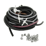 E10422 HOSE KIT-VACUUM-HEAT AND AIR CONTROL WITH AIR CONDITIONING-76