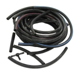 E10424 HOSE KIT-VACUUM-HEAT AND AIR CONTROL WITH OUT AIR CONDITIONING-69