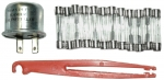 E11204 FUSE AND FLASHER KIT-14 PIECES-63