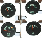 E11786 GAUGES-4 MINOR-80 LBS.-66-67