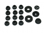 E12165 GROMMET SET-FIREWALL-17 PIECES-53-55