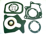 E12442 GASKET SET-TRANSMISSION-4 SPEED-BORG WARNER-WITH SEALS-57-63