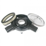 E12636 AIR CLEANER ASSEMBLY-ALL 350-454 WITH DUAL SNORKEL-70-72