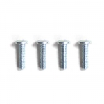 E12927 SCREW KIT-REMOVABLE REAR WINDOW WEDGE PLATE-68-72