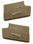 E12974 PANEL-DELUXE WITH ARM REST ASSEMBLY-PAIR-62