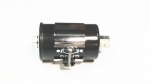E13380 BRACKET-FUEL FILTER-POLISHED STAINLESS STEEL-ALL ENGINES W-GF-432 FILTER-WITH OUT STUD-68-69
