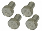 E13496 BOLT SET-BRAKE AND GAS LINE CLIP BLOCK-4 PIECES-56-67-REAR AXLE BUMPER BOLT-59-62