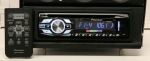 E13540 RADIO AND DIE CAST BEZEL-PIONEER-WITH CD PLAYER-72-76