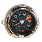 E22381 TACHOMETER-ASSEMBLY-ELECTRONIC CONVERSION-5500 RPM RED LINE-59