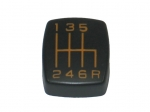 E13710 BUTTON-SHIFTER KNOB-6 SPEED-89 AND 94-96