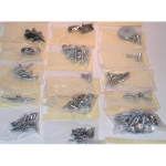 E1386 SCREW KIT-FASTENER-INTERIOR-CONVERTIBLE-63