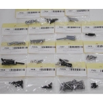 E1392 SCREW KIT-FASTENER-INTERIOR-COMPLETE-CONVERTIBLE-67