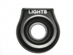 E13946 BEZEL-HEADLAMP SWITCH-78-82