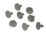 E14383 RIVET SET-TRANSMISSION TUNNEL INSULATION CLIP-8 PIECES-63-82