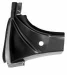 E14470 FRAME-WINDSHIELD LOWER OUTER CORNER-RIGHT-68-72