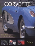 E14502 BOOK-CORVETTE-BY TOM BENFORD AND JAMES MANN-53-06